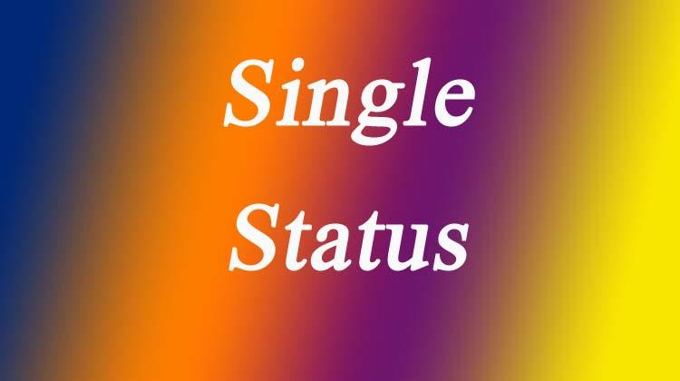 Status single Apostille a