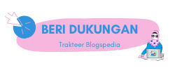 trakteer blogspedia yuk