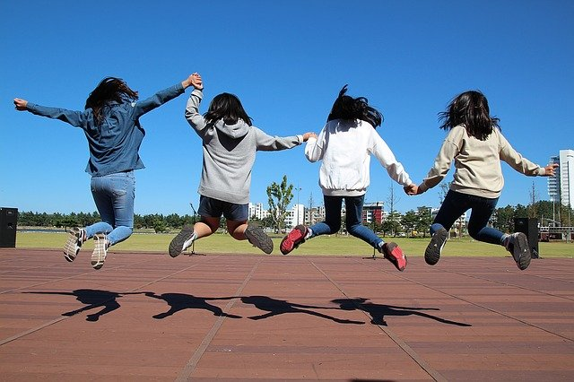 Remaja Sehat - Image by manseok_kim, pixabay.com