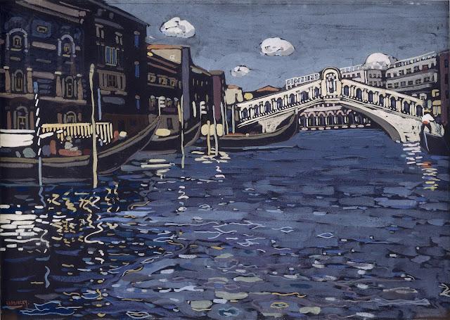 Venezia N.4, Vasilij Kandinskij