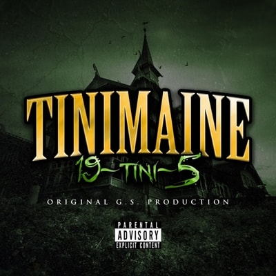 Tinimaine - Tini - 5 (2019) - Album Download, Itunes Cover, Official Cover, Album CD Cover Art, Tracklist, 320KBPS, Zip album