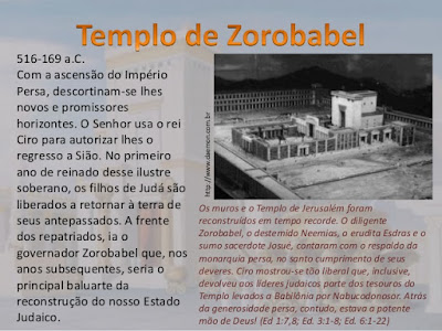 Templo de Zorobael