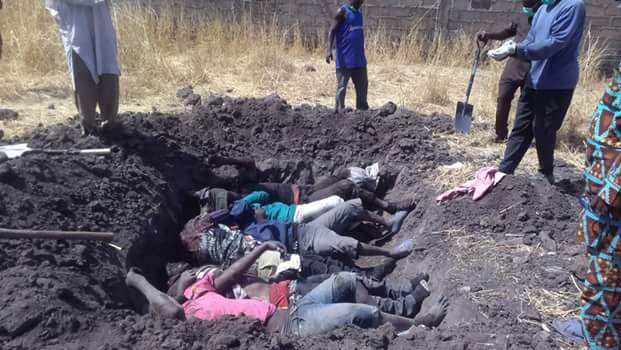 Image result for Herdsmen Attack: 21 given mass burial in Taraba