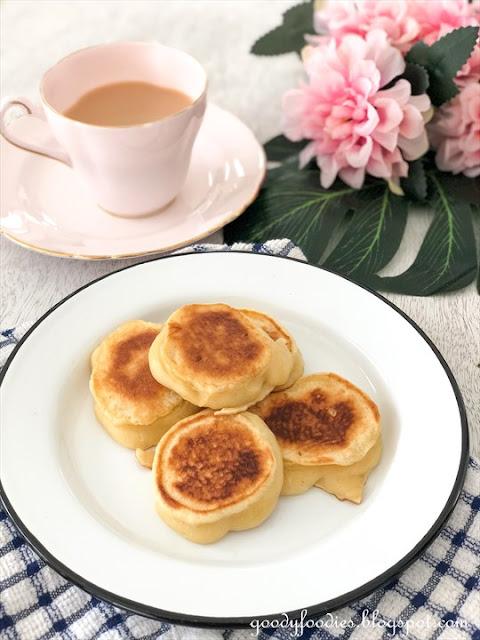 Griddle scones recipe