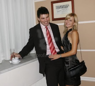 Jaromir Jagr girlfriend