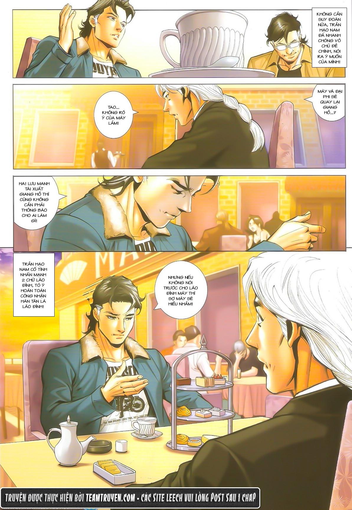 Người Trong Giang Hồ chapter 1602: gặp lại hàn tân trang 8
