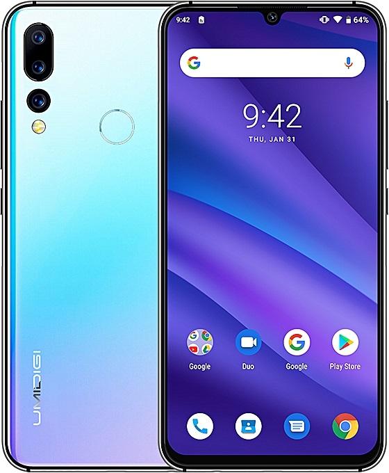 هاتف UMIDIGI A5 Pro بسعر 999 درهم مغربى على جوميا المغرب