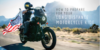 How to Take a Cross-country Trip with a Harley Davidson Motorcycle