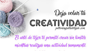 La Creatividad en el Tejido a Mano