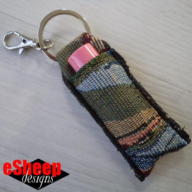 Lip Balm Carrier by eSheep Designs