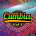 CUMBIA DE LA MEJOR - VOL 1 (CD COMPLETO)