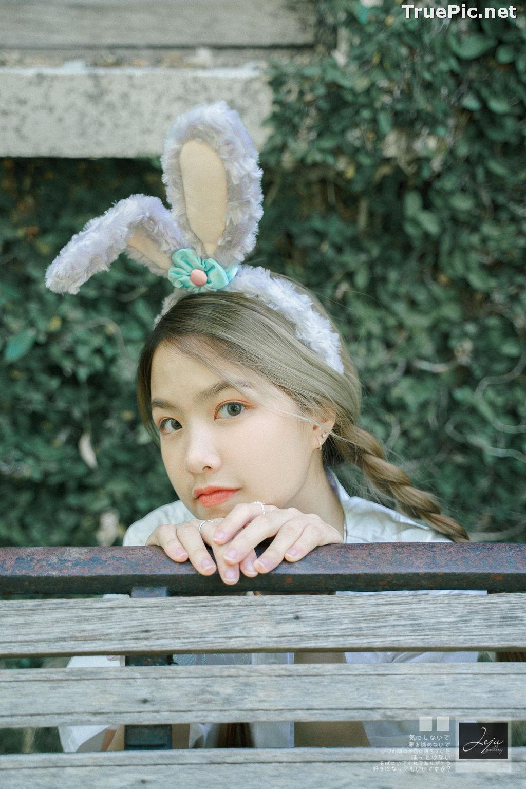 Image Thailand Cute Model - Napat Cdhg - Gam Bunny Girl - TruePic.net - Picture-10