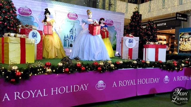 Royal Holiday at SM City Masinag