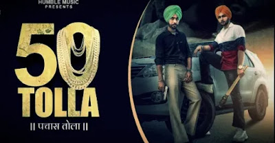 50 Tolla Lyrics | Mandeep Kahlon | Ft, Prince Kahlon