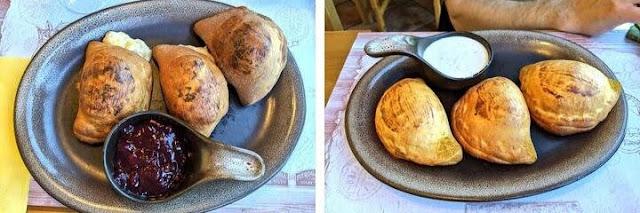 What to eat in Bydgoszcz: baked pierogi