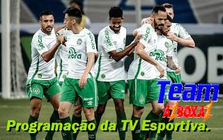 Programação da TV Esportiva ''sexta'' 26/09/20