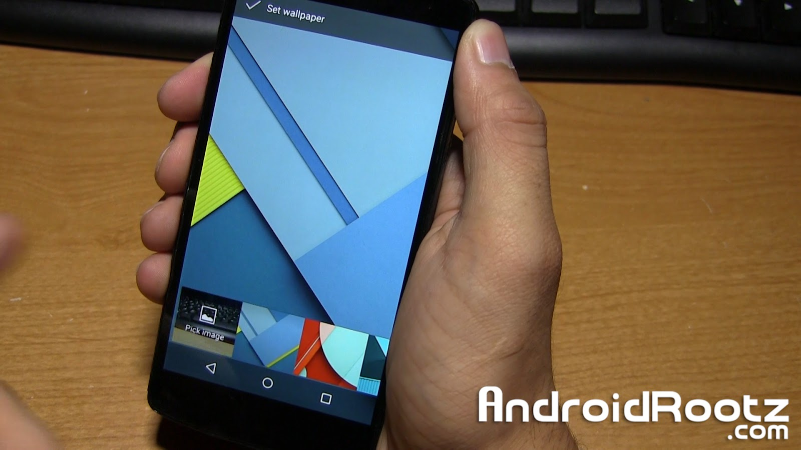Stock Android 5 0 1 Lollipop ROM for Nexus 5! [Rooted