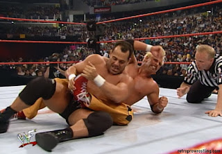 WWF Backlash 2000 - Scotty 2 Hotty challenged Dean Malenko for the Light Heavyweight Championship