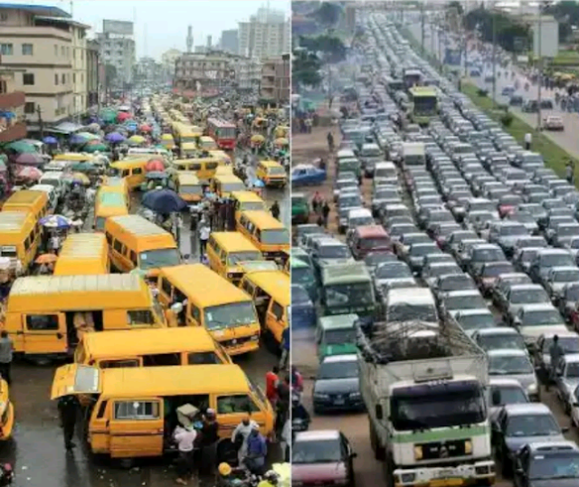 Image result for Lagos Ranked 3rd Worst City For Drivers Worldwide By Forbes
