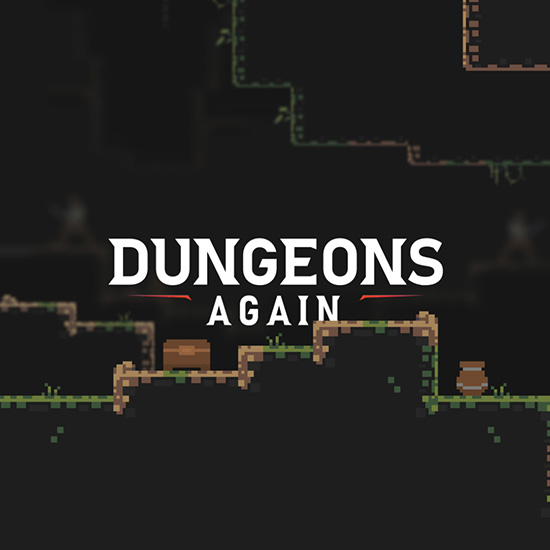 Dungeons Again Parallax Wallpaper Engine