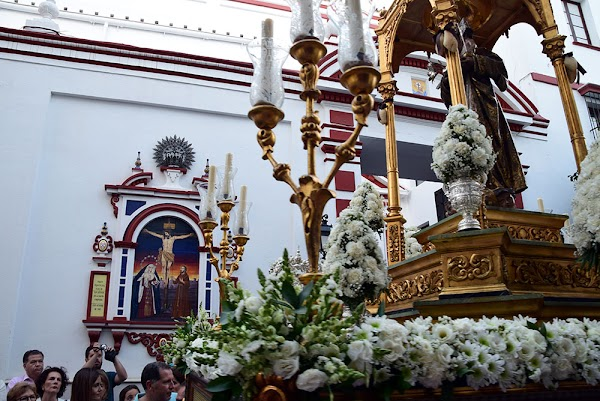The Brotherhood of Good End of Seville suspends the procession of San Antonio de Padua