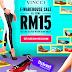 Vinci All at RM15 E-warehouse Sales