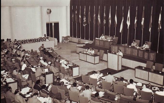 Berawal Dari Konferensi Asia-Afrika, Berlanjut Ke Gerakan Non-Blok