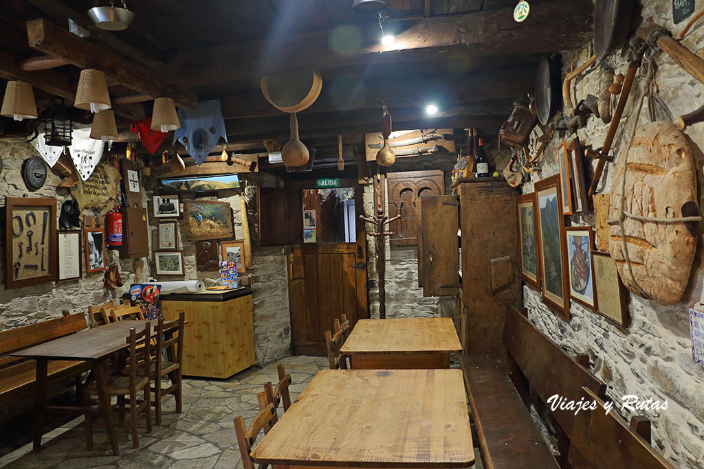 Cantina de Peñalba de Santiago