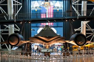 Museum Udara dan Luar Angkasa Nasional