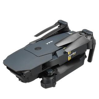 Drone Eachine E58 Wifi FPV Camera 480p Altitude Hold