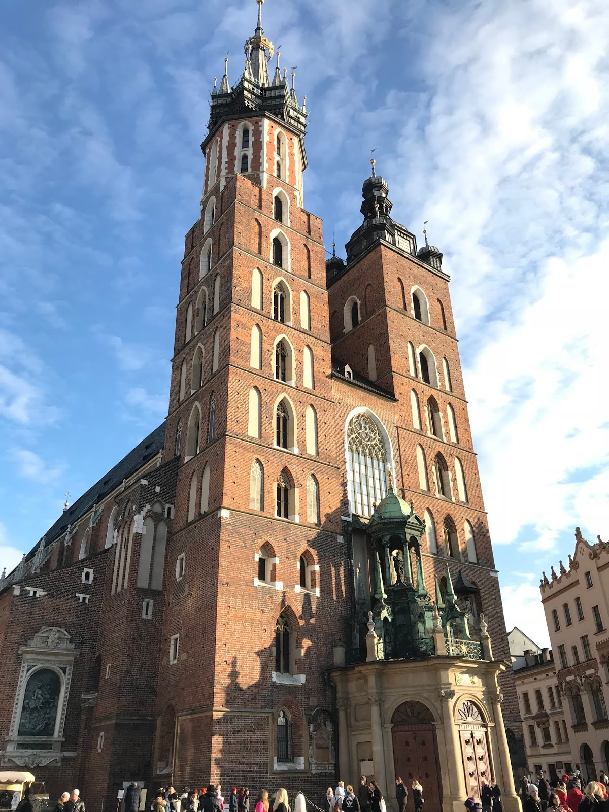 Photo of St Mary's Basilica, Krakow