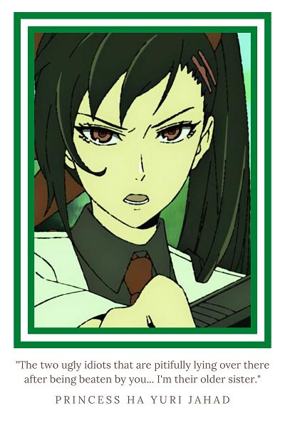 "Tower of God anime ""Ha Yuri Jahad"""