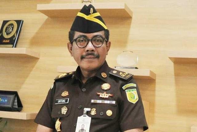 Setia Untung Arimuladi Ditunjuk Sebagai Wakil Jaksa Agung RI, Gantikan Almarhum Arminsyah