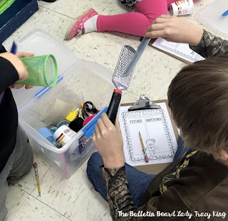 Learn how to use a found sounds box to engage your students in classifying and describing sounds, composing rhythm pieces and even creating their own new instrument. STEAM in the Music Room at its best.