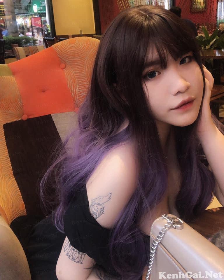 Model Tú Linh   E-CUP
