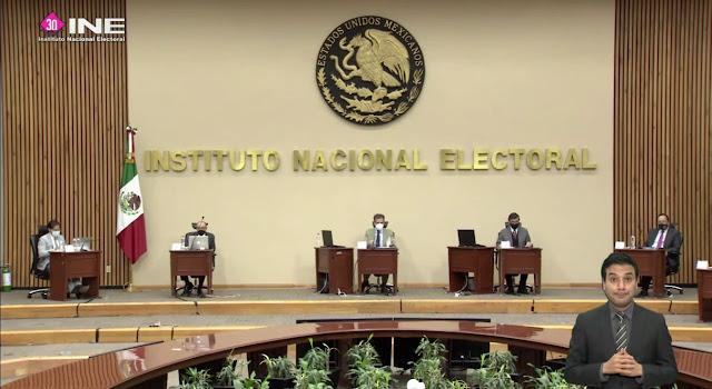 """Revisará INE que aspirantes a diputaciones federales cumplan la """"3 de 3 Contra la Violencia"""""""