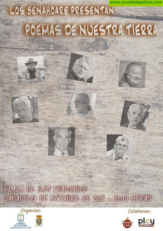 """Los Benahoare """"Poemas de nuestra tierra"""""""