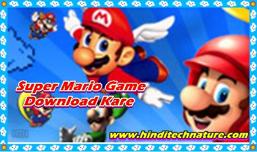 Super-mario-game-download-kare