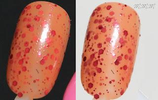 Jelly Belly Polish- Peach