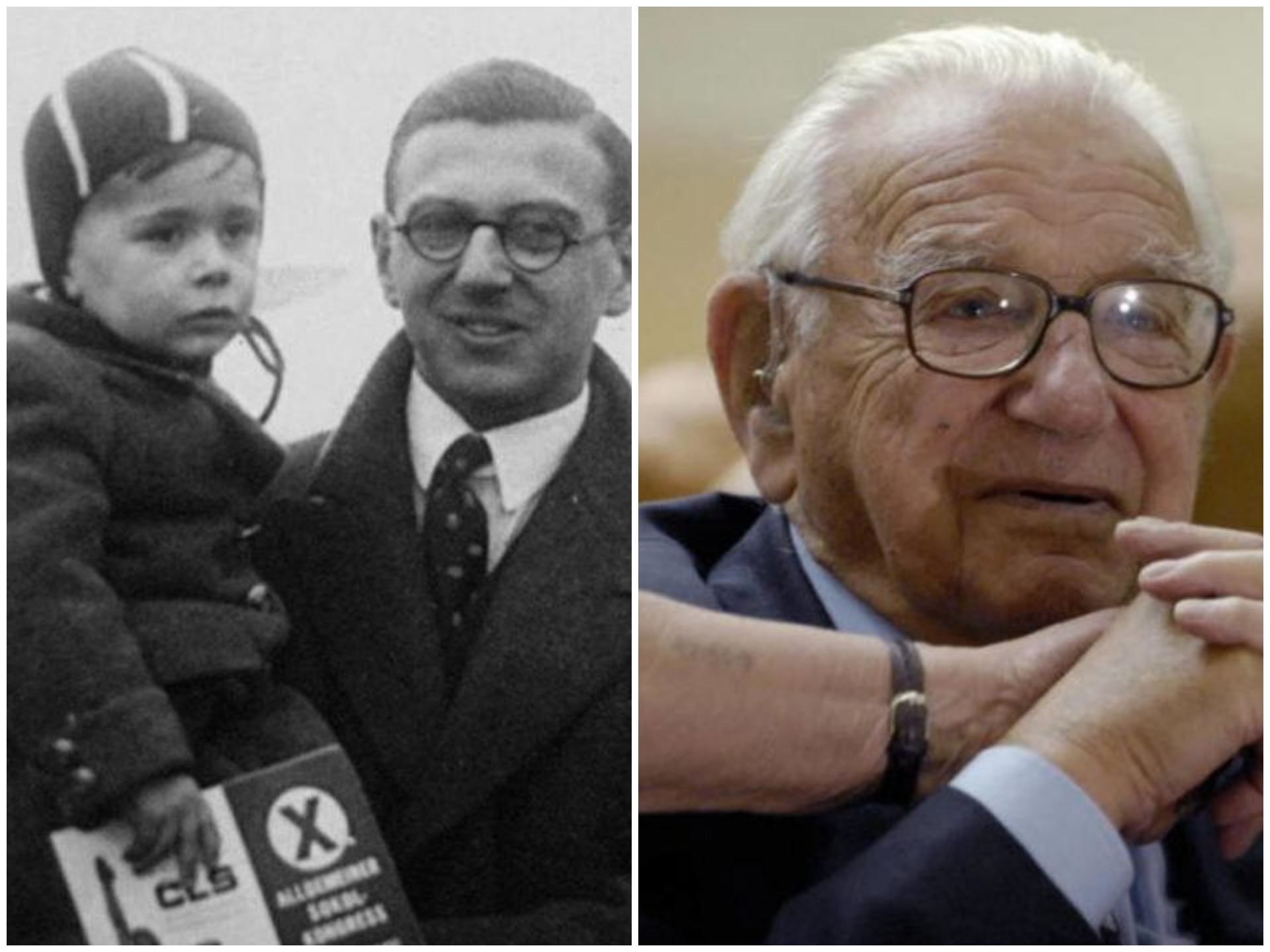 How Nicholas Winton Saved Hundreds From The Holocaust