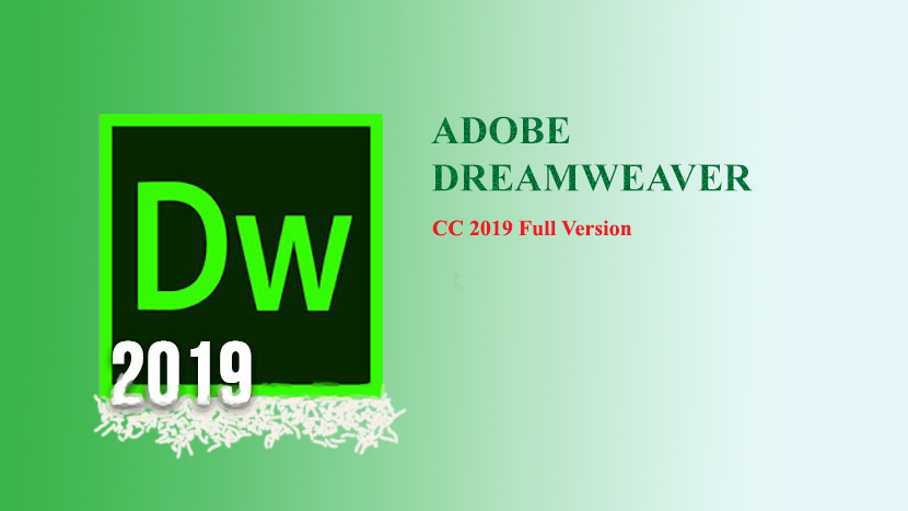 Download Adobe Dreamweaver CC 2019 Full Version Crack