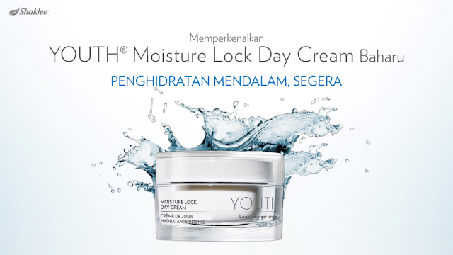 Youth Moisture Lock Day Cream
