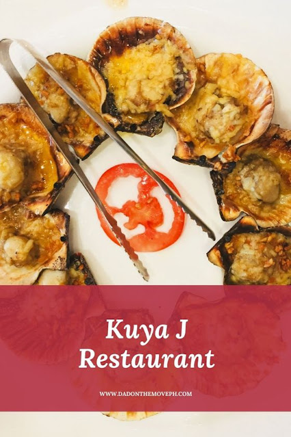 Kuya J restaurant review
