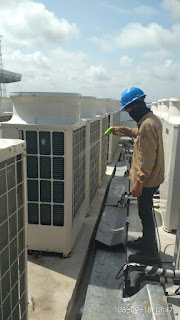 Cara Mengatasi AC Tidak Dingin - Navytama Teknik