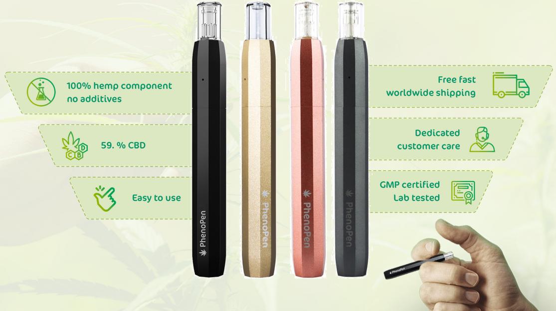 Pheno Pen - CBD Vape