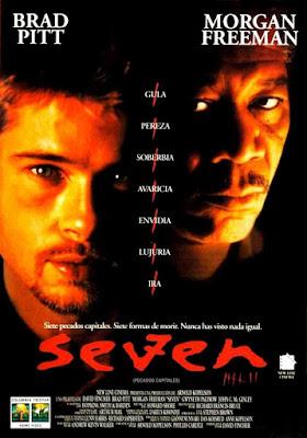 Seven (Se7en) [1995] [DVD R1] [Latino]