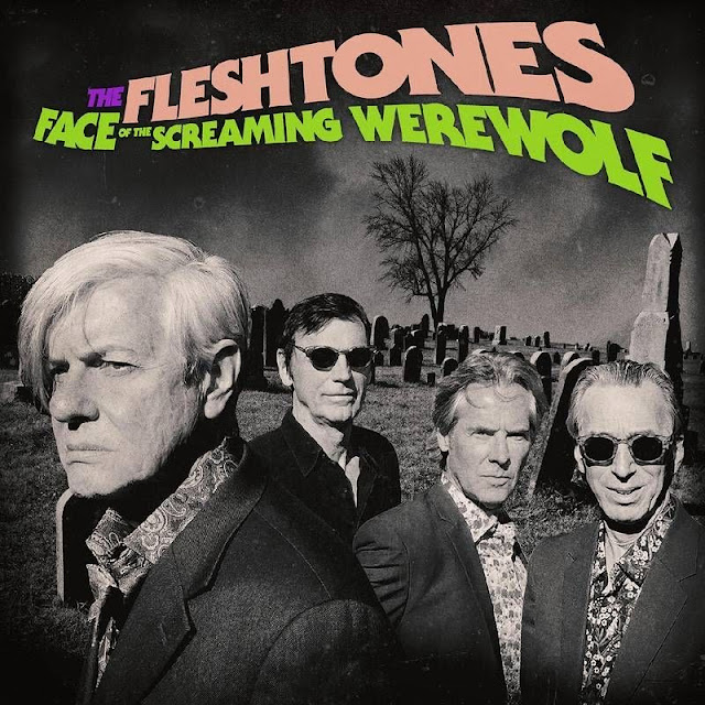 Crítica: The Fleshtones - Face of the screaming werewolf