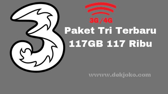 paket terbaru 3 murah agusturs 2019