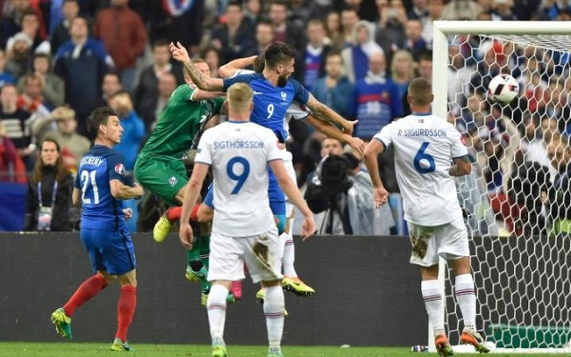 France vs Iceland 5-2 at Uefa Euro 2016 - Goals & Highlights Video