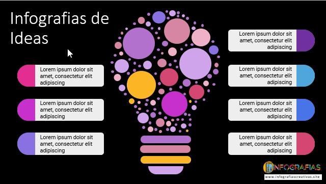 Plantillas de infografía PowerPoint 26